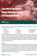 Executive Summary: Smart Manufacturing Platform Ranking