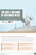 The Rise & Outlook of Antennas in 5G