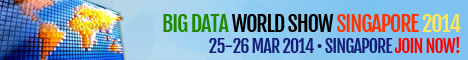 Big Data Worldshow Singapore